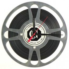 Goldberg Reel Clocks - 10.5 Inch
