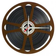 Goldberg Reel Clocks - 15 Inch