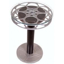 Cast Aluminum Reel End Table 15