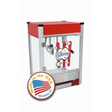 4 oz Cineplex Theater Popcorn Machine - Red