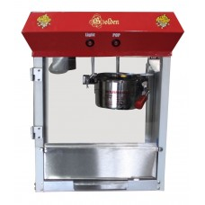 4 oz Deluxe Home Theater Popcorn Machine - Red