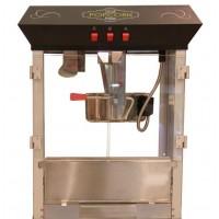 8 oz Deluxe Home Theater Popcorn Machine Black