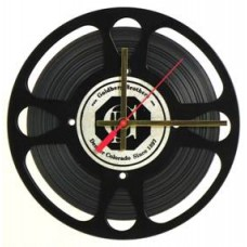 Goldberg Reel Clocks - 9 1/4 Inch