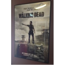 Snap Movie Poster Frame 27 x 40