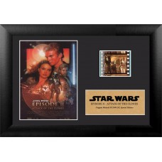 Star Wars Episode II Attack of the Clones Authentic 35mm FilmCells