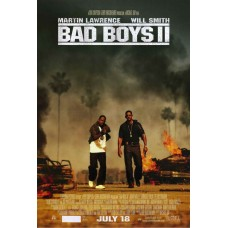 Bad Boys 2 Movie Poster 27 x 40