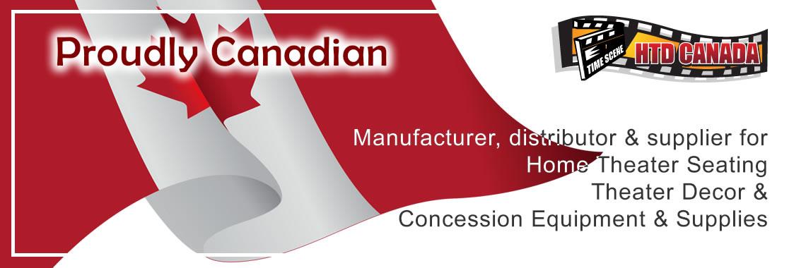 Proudly Canadian - HTD Canada - Canada Popcorn Company