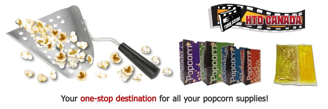Popcorn Supply