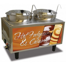 Hot Fudge Caramel Warmer
