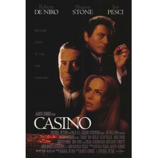 Casino Movie Poster 27 x 40