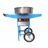 Centerstage Professional Cotton Candy Machine With Cart