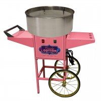 Cotton Candy Maker With Cart