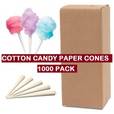 NEW Cotton Candy Cones Party Size