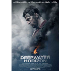 Deepwater Horizon Movie Poster 27 x 40