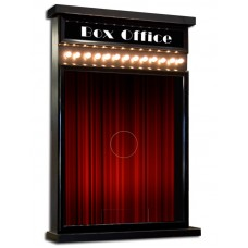 Deluxe Home Theater Ticket Booth