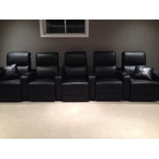 CenterStage Home Theater Seating - Gold Series