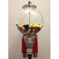 Large Gumball Machine Red