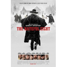 The Hateful Eight Movie Poster 27 x 40