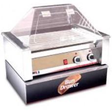 Commercial 10 Hotdog Roller Grill