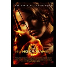 The Hunger Games Movie Poster 27 x 40
