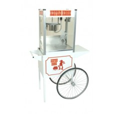 Kettle Korn Popcorn Machine 6 oz with Cart