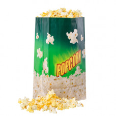 Popcorn Butter Proof Bags - large
