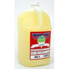Snow Cone Syrup Lemon
