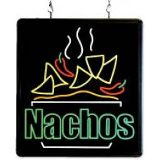 LED Nachos Sign