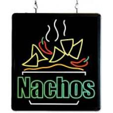 LED Nachos Sign