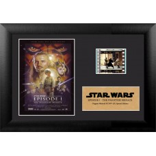 Star Wars Episode I The Phantom Menace Authentic 35mm FilmCells