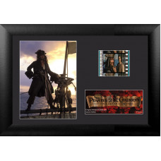 Pirates of the Caribbean The Curse of the Black Pearl (S2) Minicell
