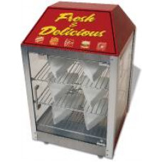 2 Door Warmer Merchandiser 12 Inch