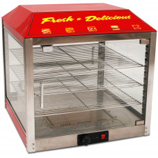 2 Door Warmer Merchandiser 18 Inch