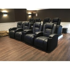 CenterStage Home Theater Seating - Platinum Series