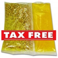 6 oz HTD Authentic Theater Popcorn Portion Packs - 72 Pack
