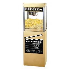 4 oz Premiere Commercial Popcorn Machine With Pedestal