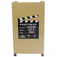 Premiere Commercial Popcorn Machine Pedestal
