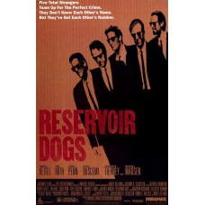 Reservoir Dogs Movie Poster 27 x 40