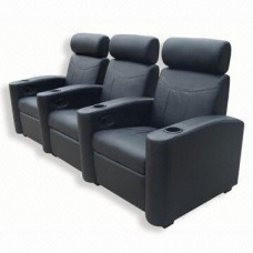 CenterStage Home Theater Seating - Silver Series