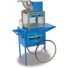 Snow Bank - Snow Cone Machine With Cart