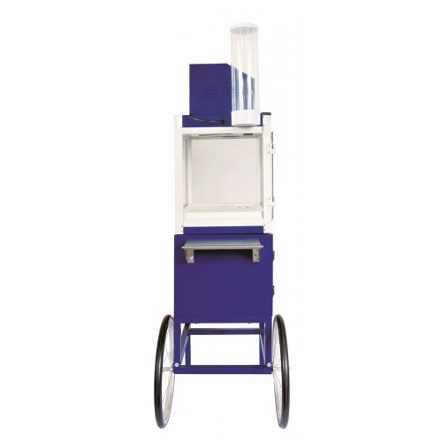 snow cone machine with cart