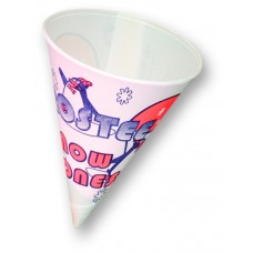 Snow Cone Cups - 200 PC