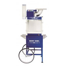 Snow Cone Maker with Cart