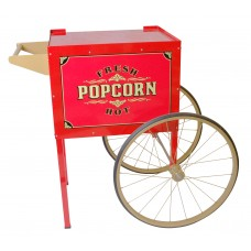 Street Vendor Commercial Popcorn Cart Only