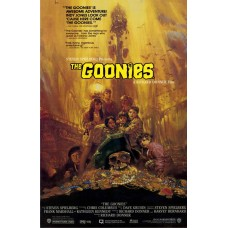 The Goonies Movie Poster 27 x 40