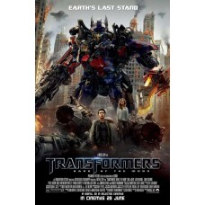 Transformers Dark of the Moon Movie Poster 27 x 40