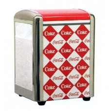 Coke 1/2 Size Napkin Dispenser