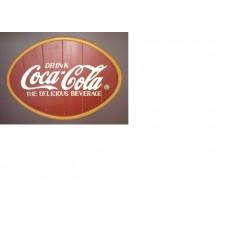 Coke Bar Sign