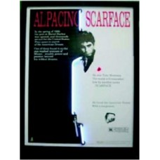 Scarface Neon Picture