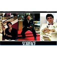 Scarface Montage LED Picture